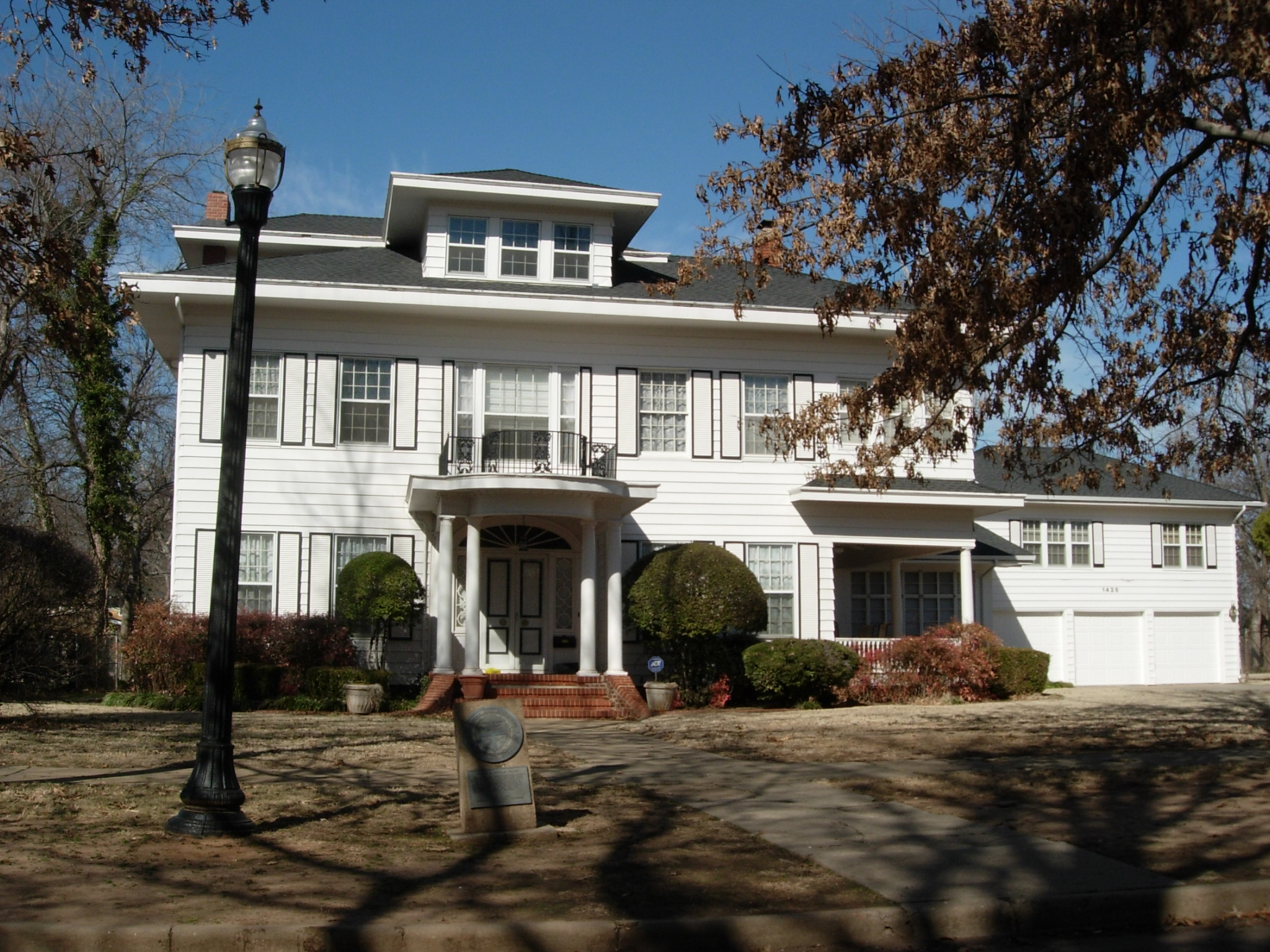 1000 images about historic oklahoma mansion and houses on pinterest mansions the heritage. Black Bedroom Furniture Sets. Home Design Ideas