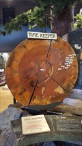 Image for Tree Ring - Klamath County Museum - Klamath Falls, OR