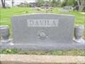 Image for Davila - Rosenberg Cemetery, Rosenberg, TX