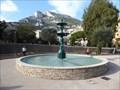 Image for Princess Grace Rose Garden Fountain - Fontvieille, Monaco