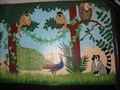 Image for Subway Mural - ZSL Whipsnade Zoo, Dunstable, Bedfordshire, UK