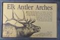 Image for Elk Antler Arches