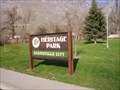 Image for Heritage Park - Springville, UT