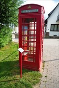 Image for Red Phone box in Wetzlar