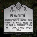 Image for Battle Of Plymouth, Marker B-9