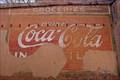Image for US 83 at Garrett Street Coca Cola sign -- Paducah TX