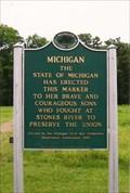Image for Michigan's Sons - Stones River - Murfreesboro, TN