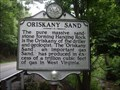 Image for Oriskany Sand