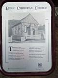 Image for Bible Christian Church - Clarendon, SA, Australia