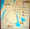 Image for You Are Here - Wickiup Hill Trail Map -Toddville, Iowa