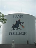 Image for Lane College Water Tower - Jackson, TN
