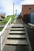 Image for 61 steps on Cannongate — Dunedin, New Zealand