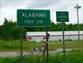 Image for Georgia-Alabama Border-Ga Hwy 20-AL Hwy 9