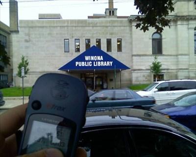 Standard GPS shot