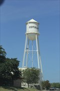 Image for Cotulla Water Works -- Cotulla Downtown Historic District -- Cotulla TX