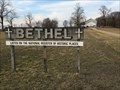 Image for Bethel Church and Graveyard - Fountain County, IN
