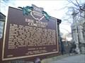 Image for Erie Street Cemetery : Marker #90-18