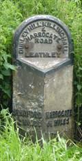 Image for Milestone - Harrogate Road, Leathley, Yorkshire, UK.