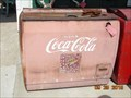Image for Coco Cola Cooler - Pierceton, Indiana