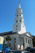 Image for St. Michael's Episcopal Church - Charleston, SC