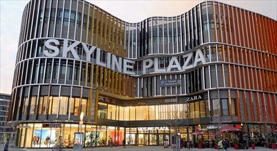 skyline plaza frankfurt am main germany indoor malls on. Black Bedroom Furniture Sets. Home Design Ideas