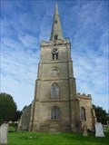 Image for Bell Tower, St Cassian's, Chaddesley Corbett, Worcestershire, England