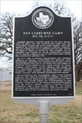 Image for Pat Cleburne Camp No. 88, U.C.V.
