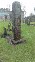 Image for Cross - All Saints' Churchyard, Mill Lane, Bradbourne, Derbyshire. DE6 1PA