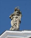 Image for Panna Marie - Pacov, okres Pelhrimov, CZ