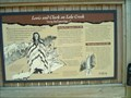 Image for Lewis and Clark on Lolo Creek