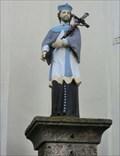 Image for St. John of Nepomuk // sv. Jan Nepomucký - Dlouhý Most, Czech Republic