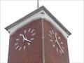 Image for Market Hall Clock - Shewsbury, Shropshire, UK.