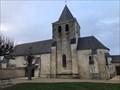 Image for Église Saint-Pierre & Saint-Martial (Sammarçolles, Poitou-Charentes, France)
