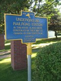 Image for Underground  Railroad Station  -  Williamson,  NY