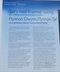 Image for Taff's Well Thermal Spring 2 - Taff's Well, Rhondda Cynon Taf, Wales.
