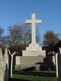 Image for Guards Memorial - Brompton Cemetery, London, UK