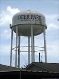 Image for Deer Park Water Tower - Deer Park, TX