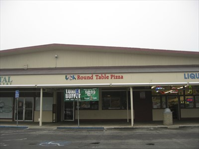 Round Table Pizza Shoreview San Mateo Ca Pizza Shops Regional Chains On Waymarking Com