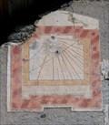 Image for Zarbula Sundial 1840, Le Raux, Saint Veran, Queyras, France