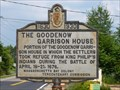 Image for The Goodenow Garrison House - Sudbury, MA