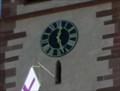 Image for Church Clock - Schlosskirche - Pforzheim, Germany, BW