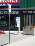 Image for Payphone - Queen Street - Brampton, Ontario, Canada