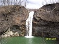 Image for Hinkston Run Dam Waterfall