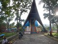 Image for Equator, Bonjol, Sumatra, Indonesia