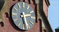 Image for The Clock of Kreuzeskirche, Essen, Germany