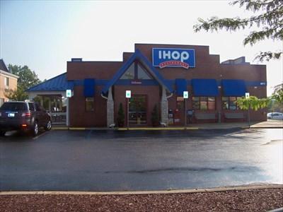 Ihop Brighton Michigan Ihop Restaurants On Waymarking Com