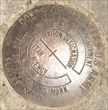 Image for U.S. Army Corps of Engineers EI 2 Survey Mark - Jersey City, NJ
