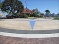 Image for Coronado Island 1st and B compass rose