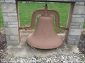 Image for Former Church Bell - Pleasant View Church - rural Boone County, IN