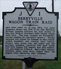 Image for Berryville Wagon Train Raid
